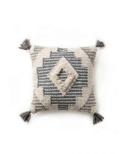 Cushion Cover Wanda Grey