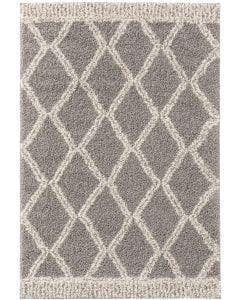 Shaggy rug Soho Grey