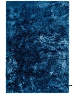 Shaggy rug Whisper Blue