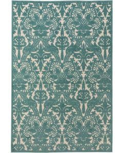 In- & Outdoor Rug Summer Turquoise