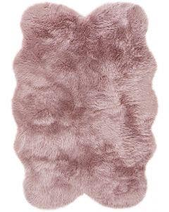 Faux Fur Elmo Rose