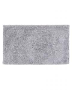 Bath Rug Bamboo Light Blue