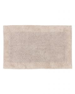 Bath Rug Loops Beige