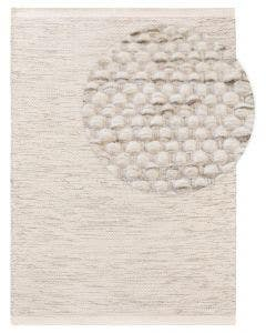 Wool rug Rocco Cream