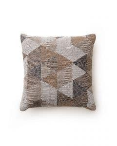 Cushion Cover Barca Beige/Grey
