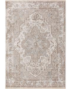 Viscose Rug Jared Cream