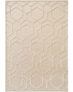 Viscose Rug Woody Cream