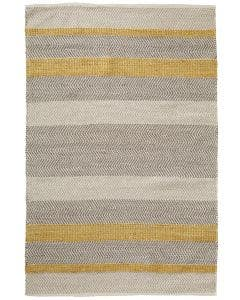 Wool rug Phrena Yellow