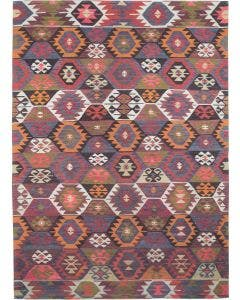 Printed Rug Jelle Multicolour