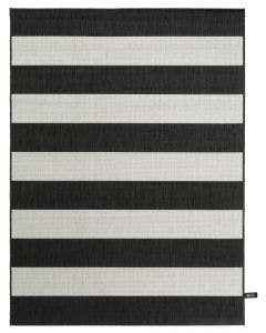 In- & Outdoor Rug Metro Black