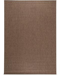 In- & Outdoor Rug Metro Brown