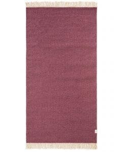 Wool rug Liv Purple