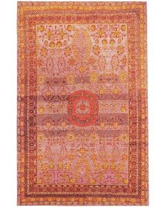 Flat Weave Rug Stay Red