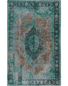 Flat Weave Rug Tosca Turquoise