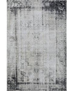 Flat Weave Rug Frencie Black/Grey