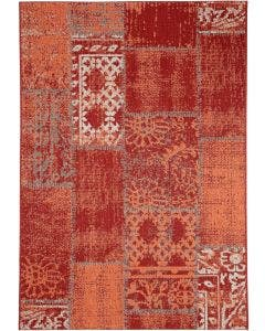 In- & Outdoor Rug Capri Red