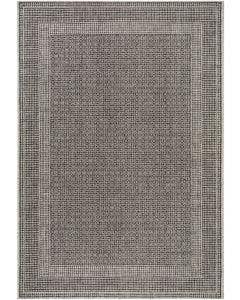 In- & Outdoor Rug Cleo Charcoal