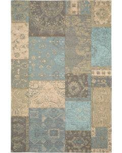 Flat Weave Rug Frencie Brown