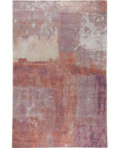 Flat Weave Rug Stay Purple