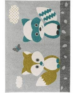 Kids rug Fantasia Blue