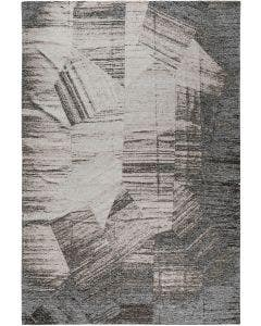 Flat Weave Rug Stay Grey