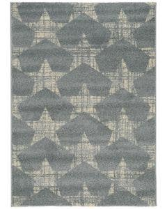 Rug Justin Light Blue