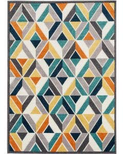 In- & Outdoor Rug Summer Multicolour