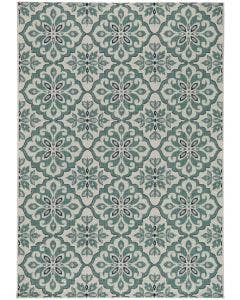 In- & Outdoor Rug Capri Turquoise