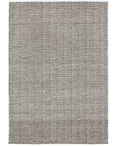 Rug Ives Black/White