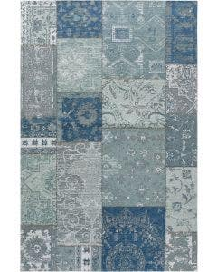 Flat Weave Rug Frencie Blue/Grey