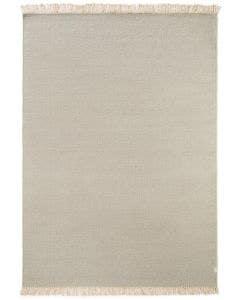 Wool rug Liv Light Grey