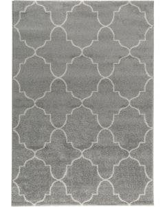 Rug Justin Light Grey