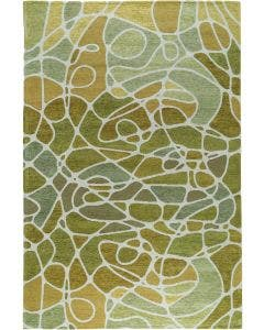 Flat Weave Rug Stay Green