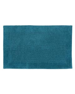 Bath Rug Loops Blue