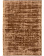 Viscose Rug Nova Brown