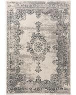 Rug Antique Black/Grey