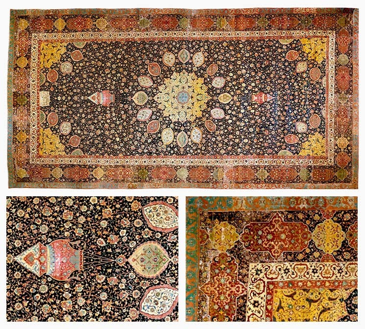 The Most Expensive Rugs In The World Top 5 From Benuta