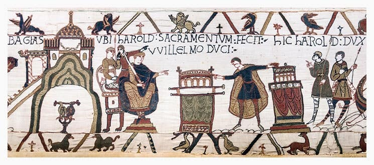 rug bayeux tapestry