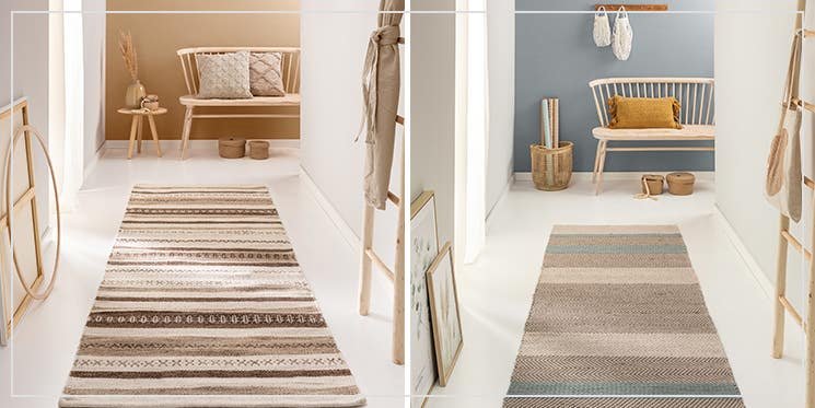furnish hallway rugs