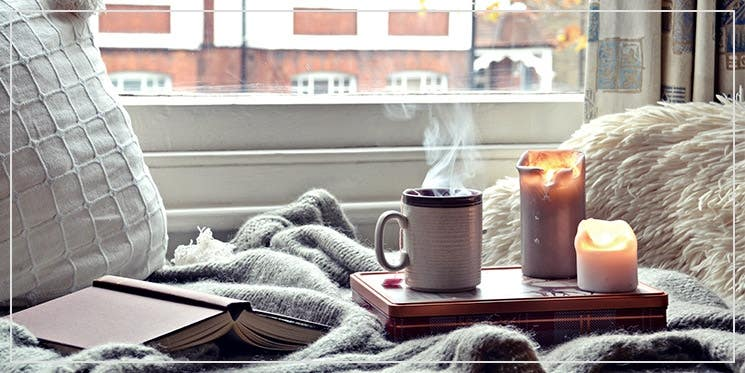hygge relaxation